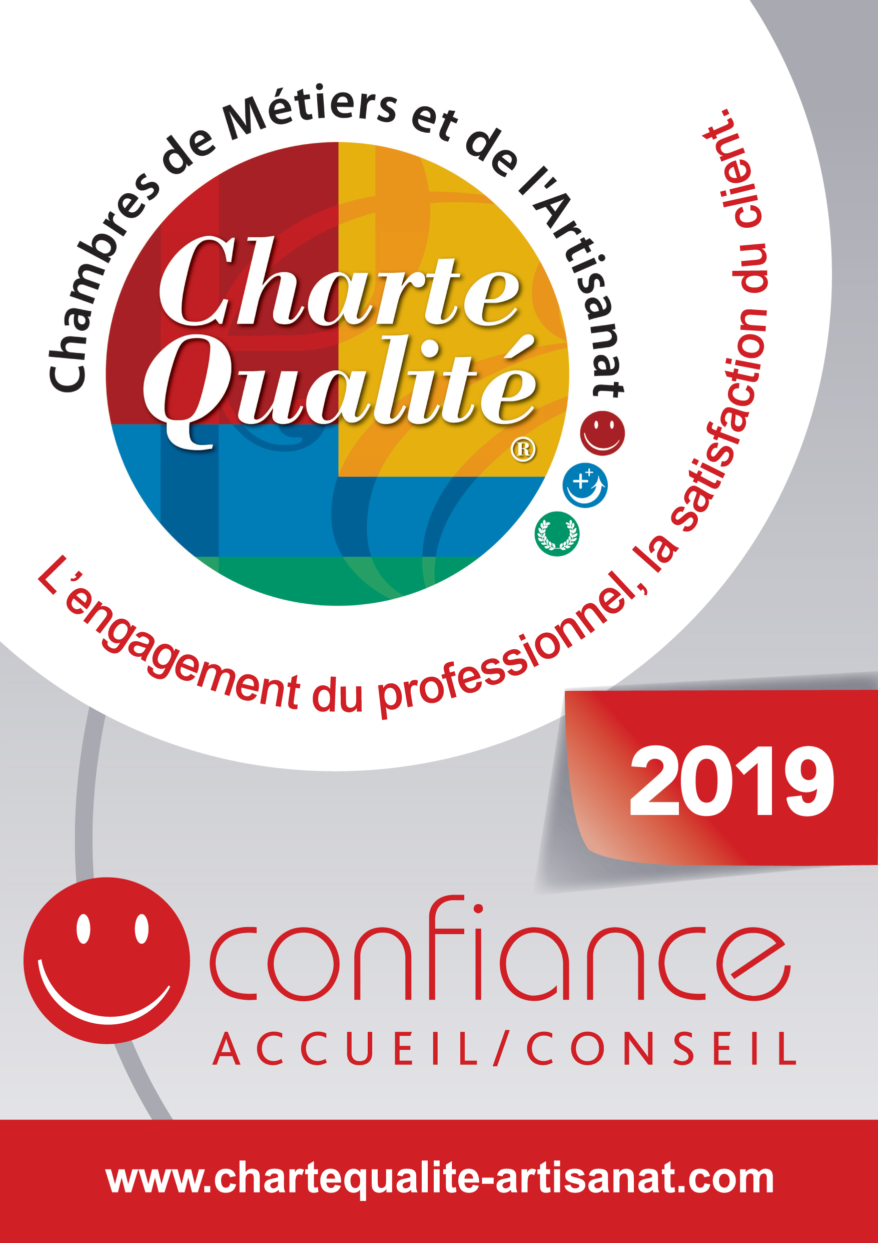 Charter of quality and confidence